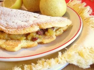 jak zrobić omlet, przepis na omlet, omlet biszkoptowy przepis, jak zrobić biszkoptowy omlet